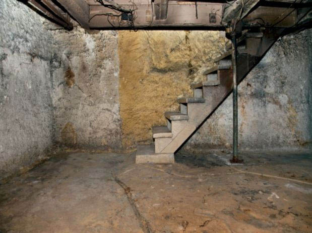 Get Rid Of Musty Odor In Basement, How To Rid The Basement Of Musty Smells