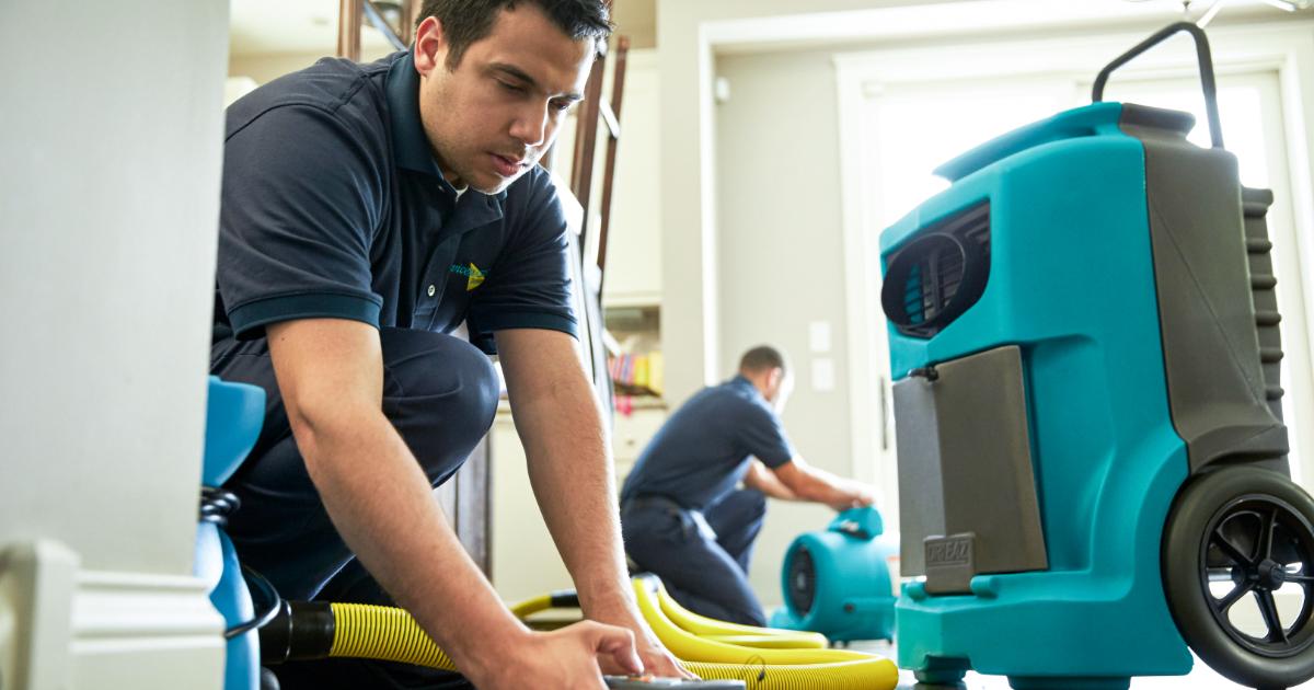 Water Damage Restoration & Repair Services | ServiceMaster Restore®